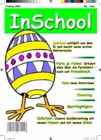 Schülerzeitung Frühjahr 2009