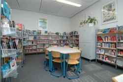 Bibliothek Egelsfurthstraße